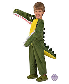 Chompin Crocodile Kids Costume
