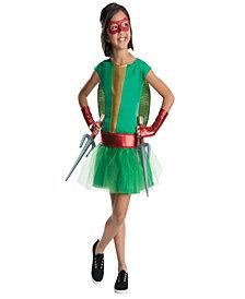 TMNT - Deluxe Raphael Tutu Girls Costume