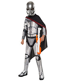 Star Wars Episode VII - Captain Phasma Super Deluxe Girls Costume