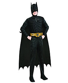 Batman The Dark Knight Rises Deluxe Muscle Chest Boys Costume