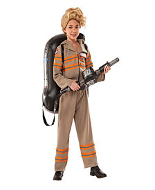 Ghostbusters Movie: Ghostbuster Kids Deluxe Kids Costume