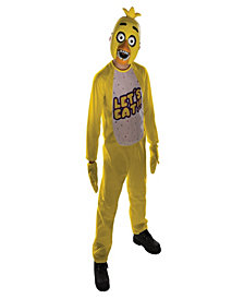 Five Nights at Freddys: Chica Girls Costume