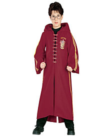 Harry Potter Quidditch Robe Super Deluxe Boys Costume