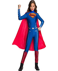 Justice League Superman Girls Jumpsuit