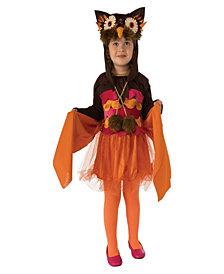 Hoot Owl Girls Costume