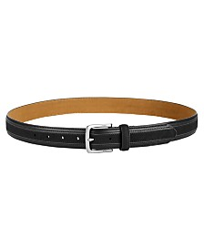 Tommy Hilfiger Men's Textured Stretch Dress Belt