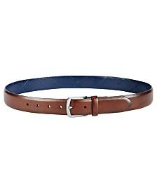 Tommy Hilfiger Men's Vachetta Creased Reversible Casual Belt