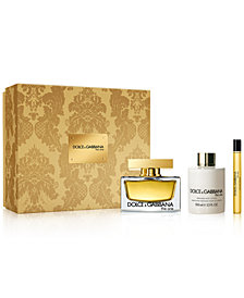 DOLCE&GABBANA 3-Pc. The One Eau de Parfum Gift Set