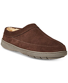 Rockport Men's Suede Clogs