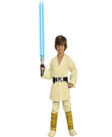 Star Wars Luke Skywalker Deluxe Boys Costume