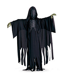 Harry Potter Dementor Boys Costume