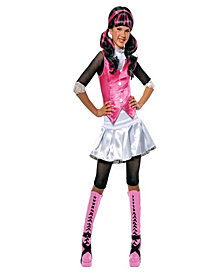 Monster High - Draculaura Girls Costume