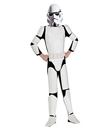 Star Wars Rebels Boys Deluxe Stormtrooper Costume