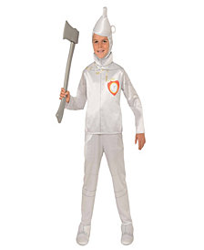 The Wizard of Oz Tinman Boys Costume