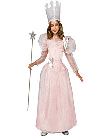 Wizard of Oz - Glinda The Good Witch Girls Deluxe Costume