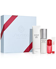 Shiseido 4-Pc. Men's Skincare Essentials Set