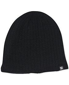 Block Hats Men's Ribbed Beanie