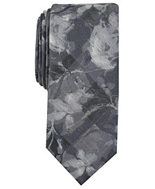 Tallia Men's Simons Floral Slim Tie