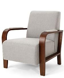 Lauren Club Chair, Quick Ship