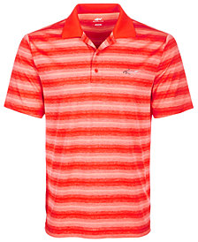 Attack Life by Greg Norman Men's Freemont Stripe Performance Polo, Created for Macy's