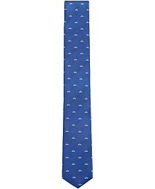 BOSS Men's Water-Repellent Silk Tie