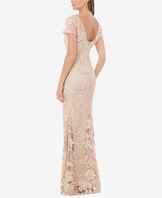 Js Collections Js Collection Soutache Gown Dresses Women Macy S