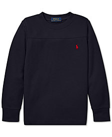 Polo Ralph Lauren Toddler Boys Long-Sleeve T-Shirt