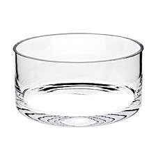 Badash Crystal Manhattan Cylinder Bowl