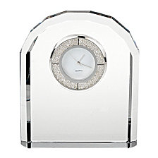 Badash Crystal Crystalized Clock
