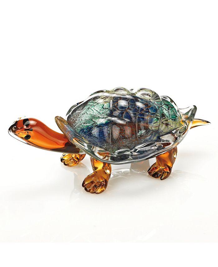"""Badash Crystal - Turtle L12 x 6 x 5"""""""