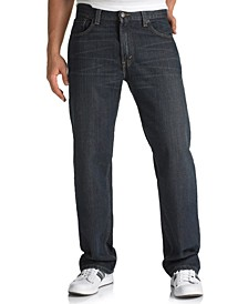 Men's Big and Tall 559 Relaxed Straight Fit Jeans