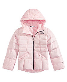 The North Face Big Girls Hooded Moondoggy Jacket