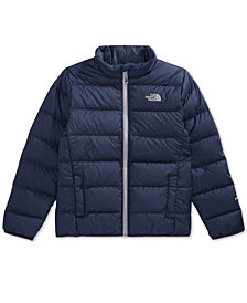 The North Face Little & Bib Boys Andes Zip-Up Puffer Jacket