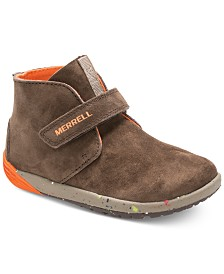 Merrell Toddler Boys Bare Steps Booties