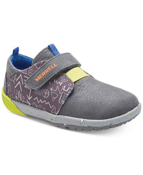 Merrell Toddler Boys Bare Steps Sneakers