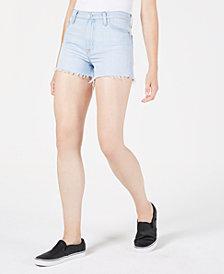 Hudson Jeans Cotton Cutoff Denim Shorts