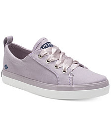 Sperry Little & Bit Girls Crest Vibe Sneakers