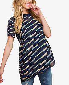 Motherhood Maternity Printed Top