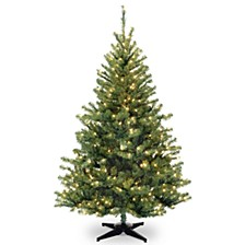 National Tree 6' Kincaid Spruce Tree with 400 Clear Lights