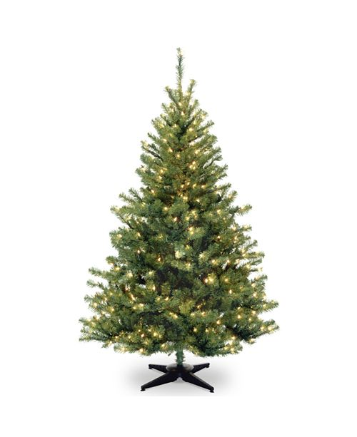 National Tree Company National Tree 6' Kincaid Spruce Tree with 400 Clear Lights