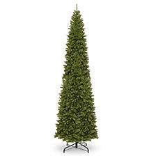 National Tree 12' North Valley Spruce Pencil Slim Tree