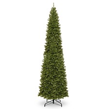 National Tree 12' North Valley Spruce Pencil Slim Tree