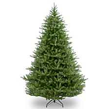 "National Tree 7 .5' ""Feel Real"" Norway Spruce Hinged Tree"