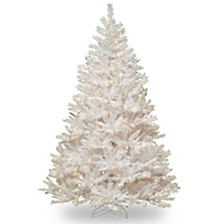 7 .5' Winchester White Pine Tree with 500 Clear Lights