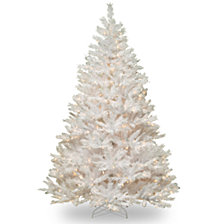 National Tree Company 7 .5' Winchester White Pine Tree with 500 Clear Lights