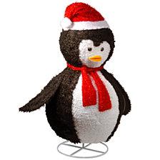 """National Tree Company 40"""" Pop Up Penguin"""