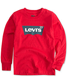 Levi's® Baby Boys Batwing-Print Cotton T-Shirt