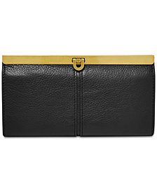 Fossil Kayla Leather Wallet
