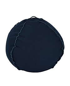 Acessentials Exposed Seam Bean Bag Chair