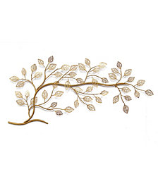 Gold Tree Branch
